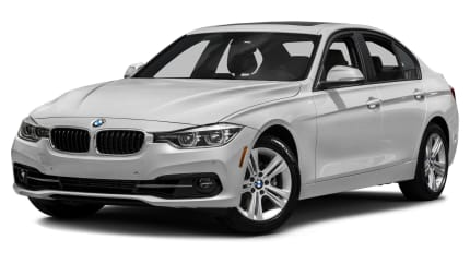 2017 BMW 330 - 4dr Rear-wheel Drive Sedan (i)