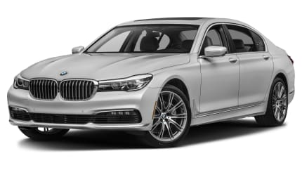 2017 BMW 740 - 4dr All-wheel Drive Sedan (i xDrive)