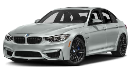2017 BMW M3 - 4dr Rear-wheel Drive Sedan (Base)
