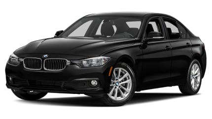 2017 BMW 320 - 4dr Rear-wheel Drive Sedan (i)