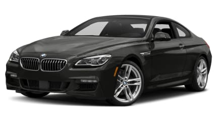2017 BMW 650 - 2dr Rear-wheel Drive Coupe (i)