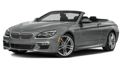 2017 BMW 650 - 2dr Rear-wheel Drive Convertible (i)