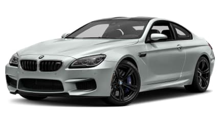 2017 BMW M6 - 2dr Rear-wheel Drive Coupe (Base)