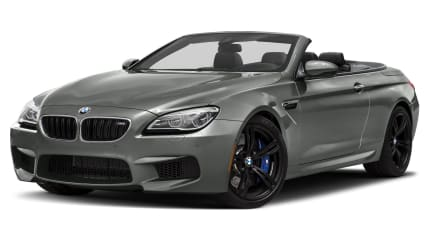 2017 BMW M6 - 2dr Rear-wheel Drive Convertible (Base)