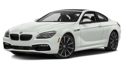 2017 BMW 640 - 2dr Rear-wheel Drive Coupe (i)