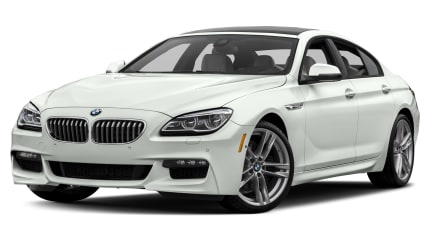2017 BMW 650 Gran Coupe - 4dr All-wheel Drive Sedan (i xDrive)