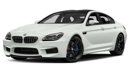 2018 BMW M6 Gran Coupe - 4dr Sedan (Base)