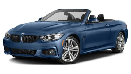 2016 BMW 435 - 2dr Rear-wheel Drive Convertible (i)