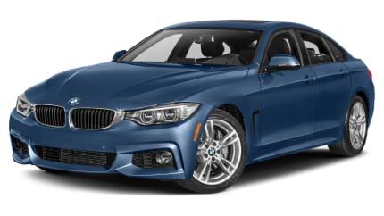 2016 BMW 435 Gran Coupe - 4dr Rear-wheel Drive Hatchback (i)