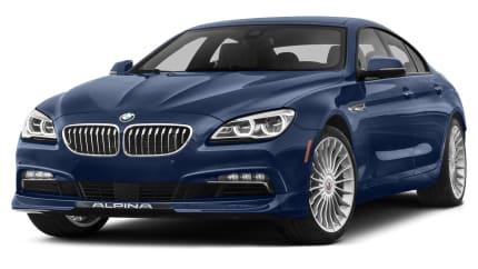 2018 BMW ALPINA B6 Gran Coupe - 4dr All-wheel Drive Sedan (Base)