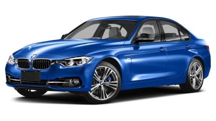 2016 BMW 340