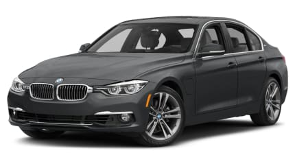 2017 BMW 330e - 4dr Rear-wheel Drive Sedan (iPerformance)