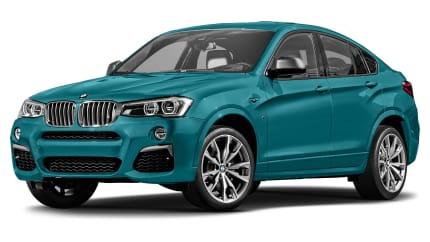 2017 BMW X4 - 4dr All-wheel Drive Sports Activity Vehicle (M40i)