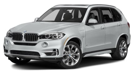 2017 BMW X5 eDrive - 4dr All-wheel Drive Sports Activity Vehicle (xDrive40e iPerformance)
