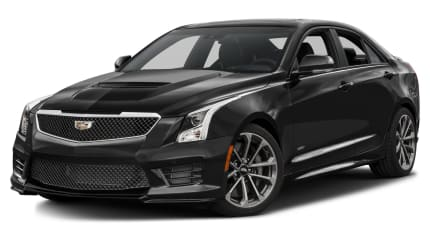 2017 Cadillac ATS-V - 4dr Rear-wheel Drive Sedan (Base)