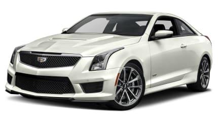 2017 Cadillac ATS-V - 2dr Rear-wheel Drive Coupe (Base)
