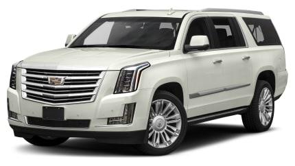 2017 Cadillac Escalade ESV - 4x2 (Platinum)