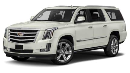 2017 Cadillac Escalade ESV - 4x2 (Premium Collection)