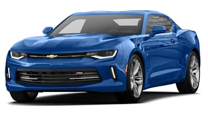 2016 Chevrolet Camaro - 2dr Coupe (1LT)