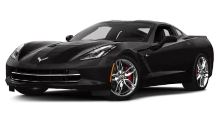 2017 Chevrolet Corvette - 2dr Coupe (Stingray Z51)
