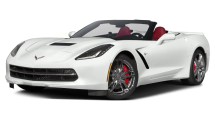 2017 Chevrolet Corvette - 2dr Convertible (Stingray Z51)
