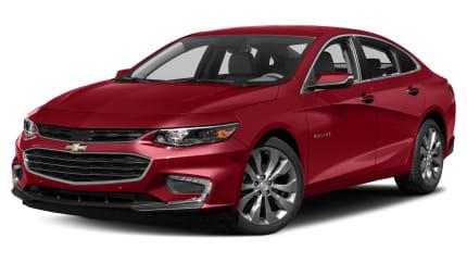 2017 Chevrolet Malibu - 4dr Sedan (Premier w/2LZ)