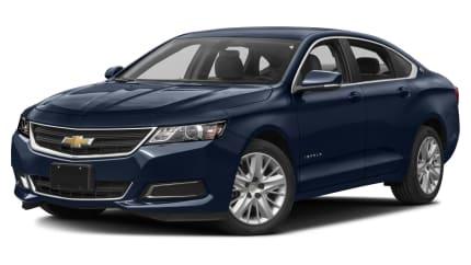 2017 Chevrolet Impala - 4dr Sedan (LS w/1LS)