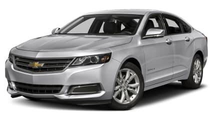 2017 Chevrolet Impala - 4dr Sedan (LT w/1LT)