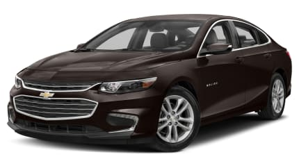 2017 Chevrolet Malibu Hybrid - 4dr Sedan (Base)