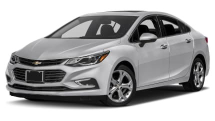 2016 Chevrolet Cruze - 4dr Sedan (L Manual)