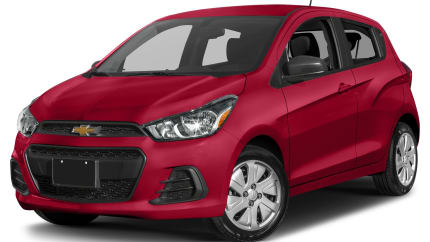 2016 Chevrolet Spark - 4dr Hatchback (LS Manual)