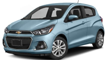 2016 Chevrolet Spark - 4dr Hatchback (LT w/2LT Manual)