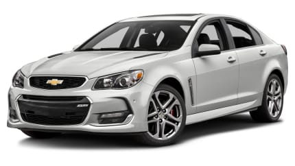 2016 Chevrolet SS - 4dr Sedan (Base)