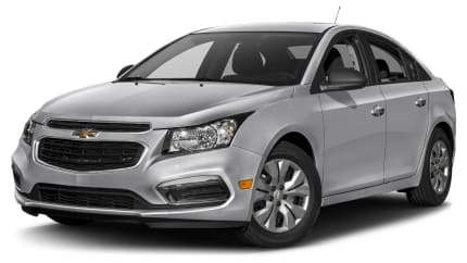 2016 Chevrolet Cruze Limited - 4dr Sedan (L Manual)