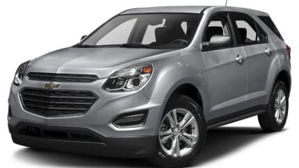 2017 Chevrolet Equinox - All-wheel Drive (LS)