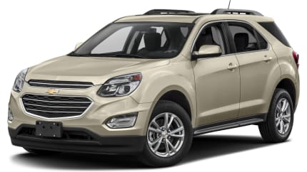 2016 Chevrolet Equinox - All-wheel Drive (LT)