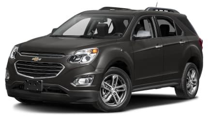 2016 Chevrolet Equinox - Front-wheel Drive (L)