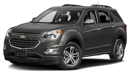 2016 Chevrolet Equinox - Front-wheel Drive (LTZ)