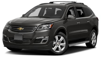 2017 Chevrolet Traverse - Front-wheel Drive (LT w/1LT)