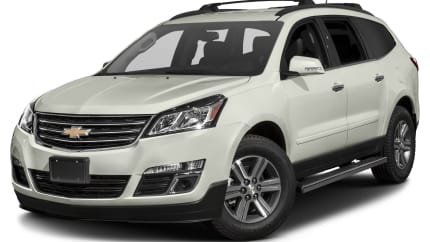 2017 Chevrolet Traverse - Front-wheel Drive (LT w/2LT)