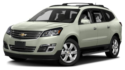 2017 Chevrolet Traverse - Front-wheel Drive (Premier)