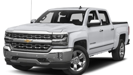 2017 Chevrolet Silverado 1500 - 4x2 Crew Cab 5.75 ft. box 143.5 in. WB (LTZ w/1LZ)