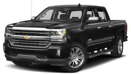 2017 Chevrolet Silverado 1500 - 4x2 Crew Cab 5.75 ft. box 143.5 in. WB (High Country)