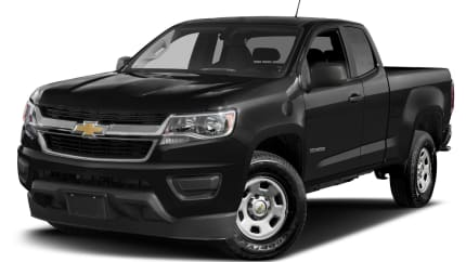 2017 Chevrolet Colorado - 4x2 Extended Cab 6 ft. box 128.3 in. WB (Base)