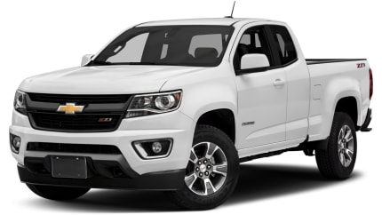 2017 Chevrolet Colorado - 4x2 Extended Cab 6 ft. box 128.3 in. WB (Z71)