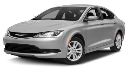 2017 Chrysler 200 - 4dr Front-wheel Drive Sedan (LX)