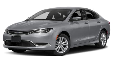 2017 Chrysler 200 - 4dr Front-wheel Drive Sedan (Limited)