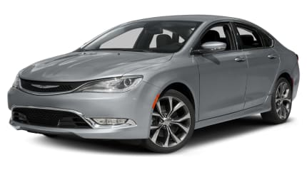 2017 Chrysler 200 - 4dr Front-wheel Drive Sedan (C)