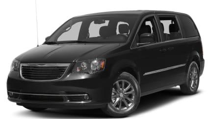 2016 Chrysler Town & Country - Front-wheel Drive LWB Passenger Van (S)