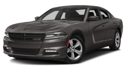 2017 Dodge Charger - 4dr Rear-wheel Drive Sedan (SXT)